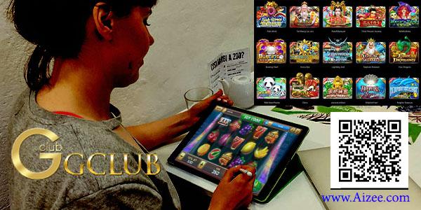 บริการยอดฮิตในจีคลับ เกมส์สล็อตออนไลน์ สนุกได้ทุกที่ทุกเวลา